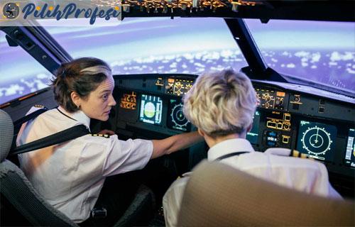 Apa itu Lisensi Pilot Berdasarkan Jenisnya di Sekolah Penerbangan