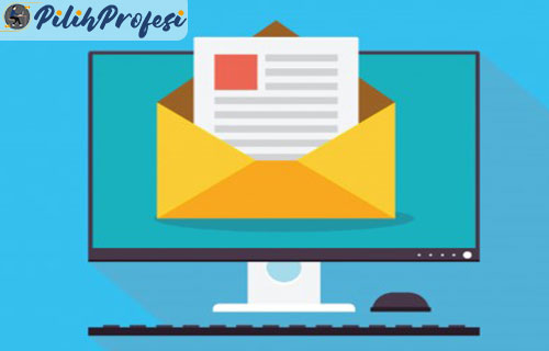 Cara Membuat Lamaran Via Email
