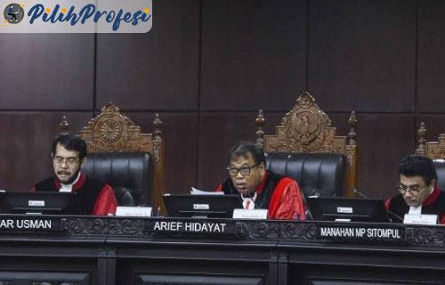 Gaji Pokok Hakim MA
