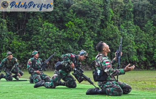 Gaji TNI AD