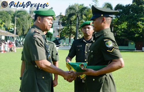 Persyaratan Bintara TNI AD