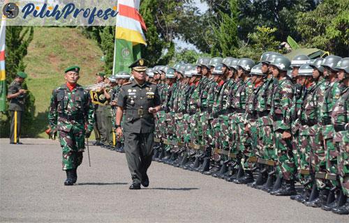 Persyaratan Pendaftaran Bintara TNI AD dan Tata Cara Pendaftaran