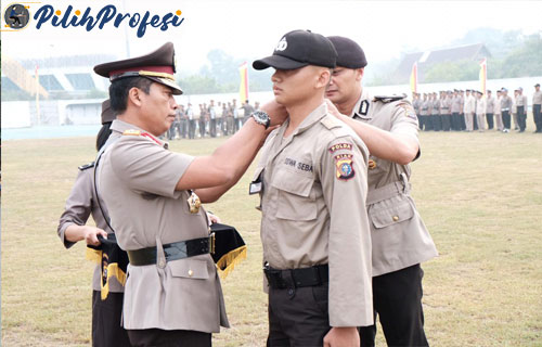 Syarat Pendaftaran Bintara Polri