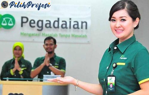 Gaji Pegawai Pegadaian Terbaru