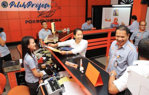 Gaji Pegawai Pos Indonesia Terbaru