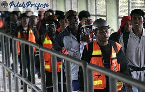 Gaji Karyawan Tambang Freeport
