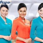 Gaji Pramugari Garuda Indonesia Terbaru