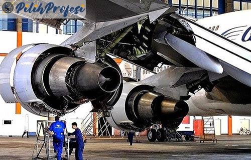 Gaji Teknisi Pesawat Terbaru