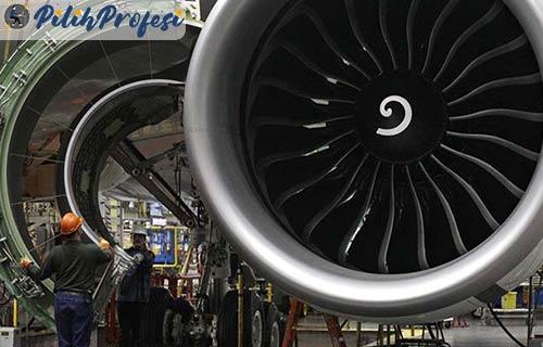 Syarat Menjadi Teknisi Pesawat