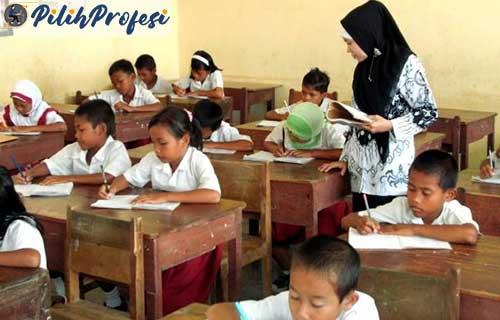 Daftar Gaji Guru SD PNS dan Honorer Terlengkap