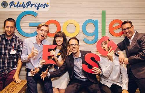 Gaji Karyawan Google Terbaru dan Fasilitas yang Diterima