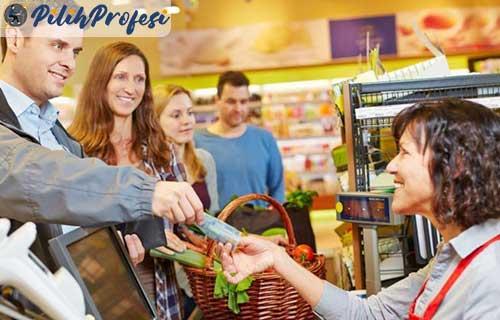 Job Desk Kasir Minimarket Terbaru dan Terlengkap