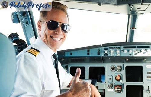 Pilot Pesawat Komersial