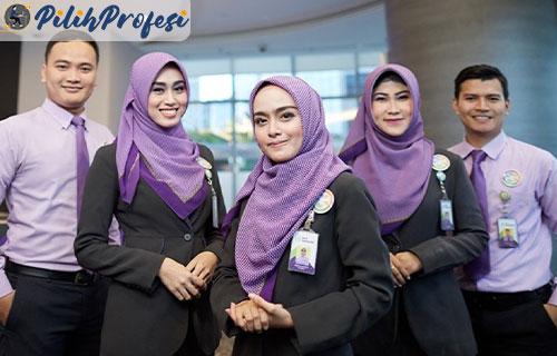 Staff Perbankan