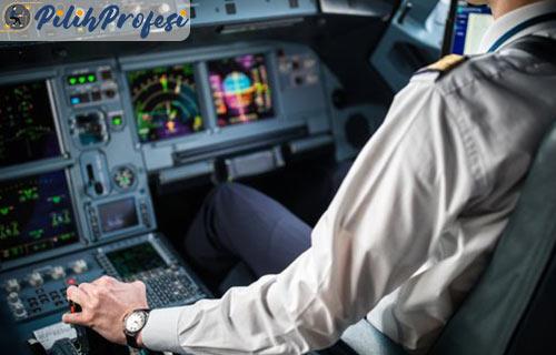 Besaran Gaji Pilot Lion Air Terbaru