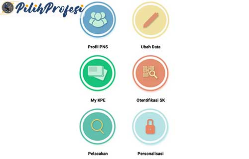 Cek Jabatan PNS via Aplikasi