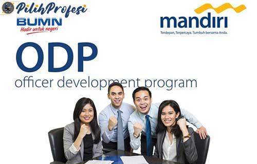 Gaji ODP Mandiri dan Semua Karyawan Bank Mandiri