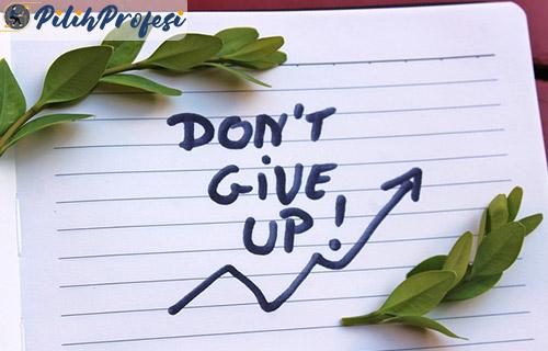 Jangan Patah Semangat