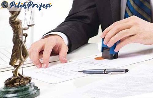 Persyaratan Mendaftar Menjadi Notaris