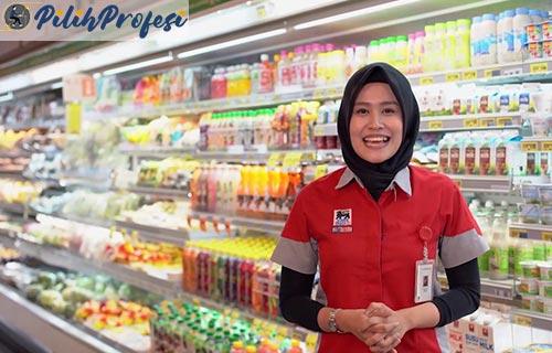 Supervisor Pasar Swalayan