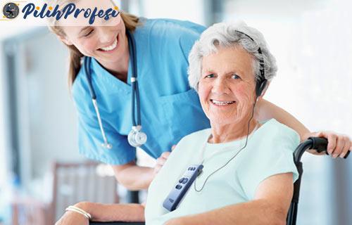 Tugas Perawat Lansia
