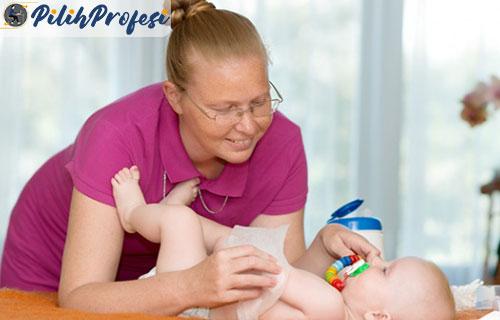 Tugas dan Tanggung Jawab Baby Sitter