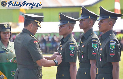 Daftar Gaji Tamtama TNI