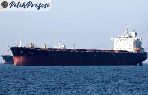 Gaji ABK Kapal Tanker