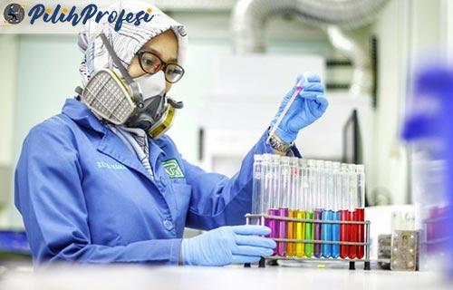 Gaji Analis Kimia Lulusan SMK Terbaru