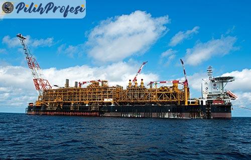 Gaji Kapal Offshore
