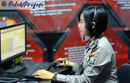 Lapor Polisi Lewat Call Center Polri 110