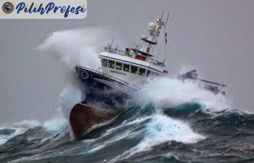 Risiko Menjadi Pelaut atau Bekerja di Pelayaran