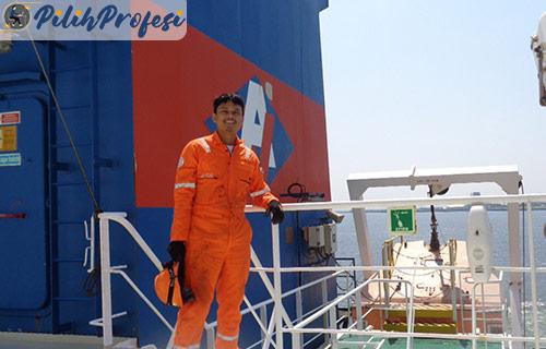 Tanggung Jawab ABK Kapal Offshore