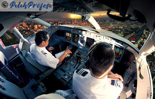 Tugas Pilot yang Harus di ketahui