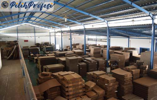 Pabrik Karton Box di Tangerang