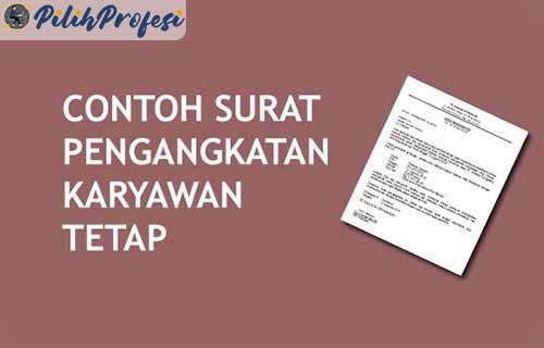 Berikut Adalah Contoh Surat Pengangkatan Karyawan Lengkap Dengan Syarat dan Ketentuan