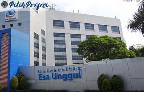 Biaya Kuliah Esa Unggul Semua Fakultas Prodi