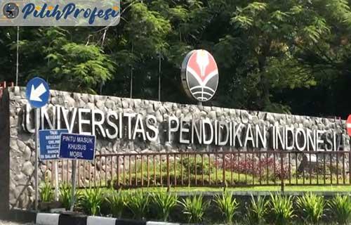 Biaya Kuliah UPI Semua Fakultas Prodi Terlengkap