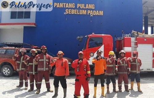Cara Daftar Jadi Petugas Pemadam Kebakaran
