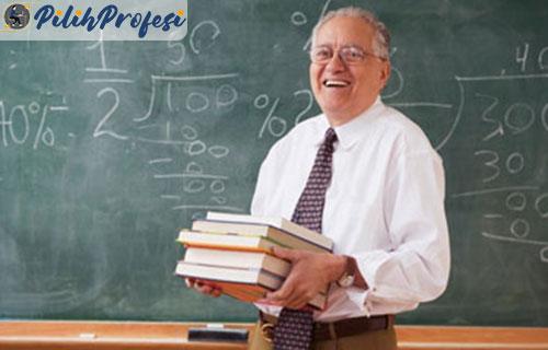 Cara Menjadi Profesor