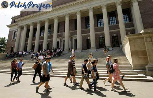 Ini Dia Gaji Dosen Harvard University Lengkap Dengan Tunjangan yang Diterima