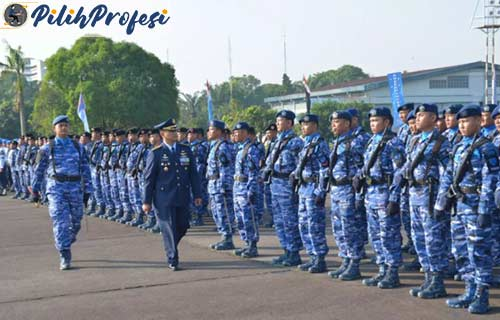Persyaratan Menjadi TNI AU