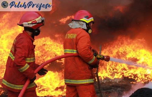 Persyaratan Pemadam Kebakaran Cara Daftar Terbaru