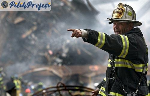 Persyaratan Pemadam Kebakaran