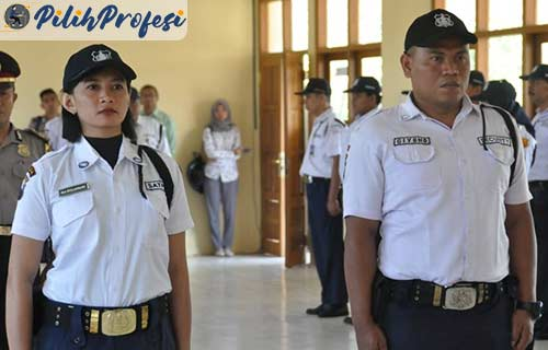 Persyaratan Security