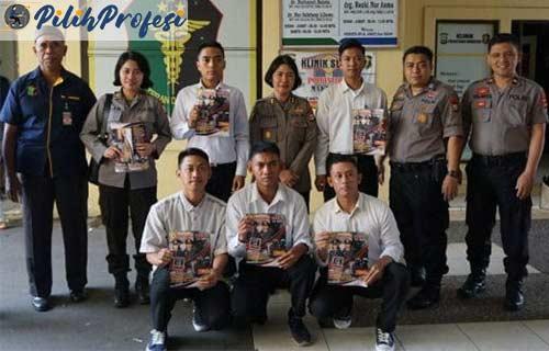 Syarat Menjadi Bintara Perawat Kepolisian Republik Indonesia