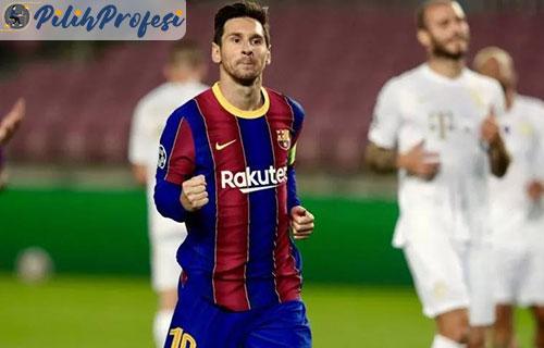 Gaji Messi Per Minggu di Barcelona Sangat Fantastis