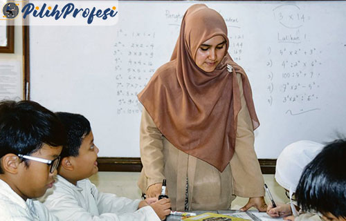 Kedudukan Profesi Guru Dalam Islam
