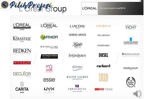 Perusahaan Perancis LOreal Group