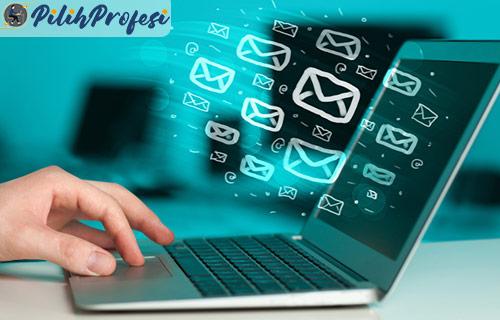 Cara Kirim Email lewat Laptop Komputer